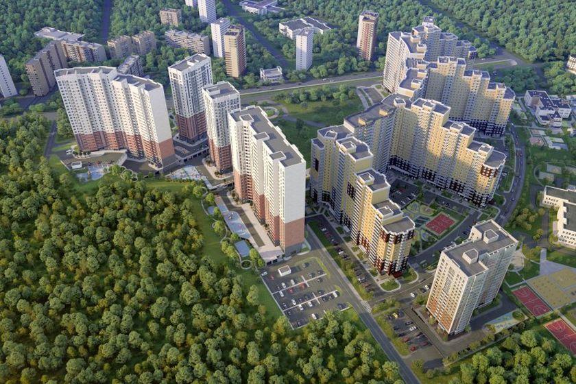 AFI Development: ЖК «Одинбург» в TOP рейтинга Одинцово по стоимости жилья