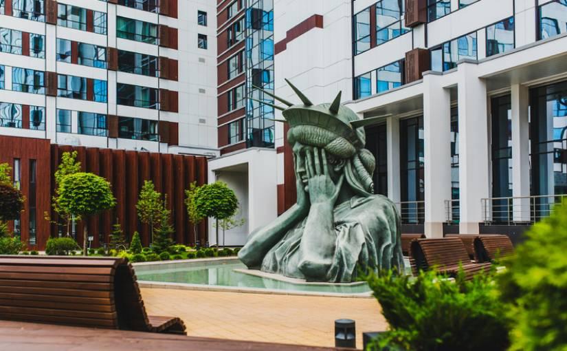 """ЖК """"Tribeca Apartments"""""""